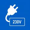Dedicated 230v power outlet