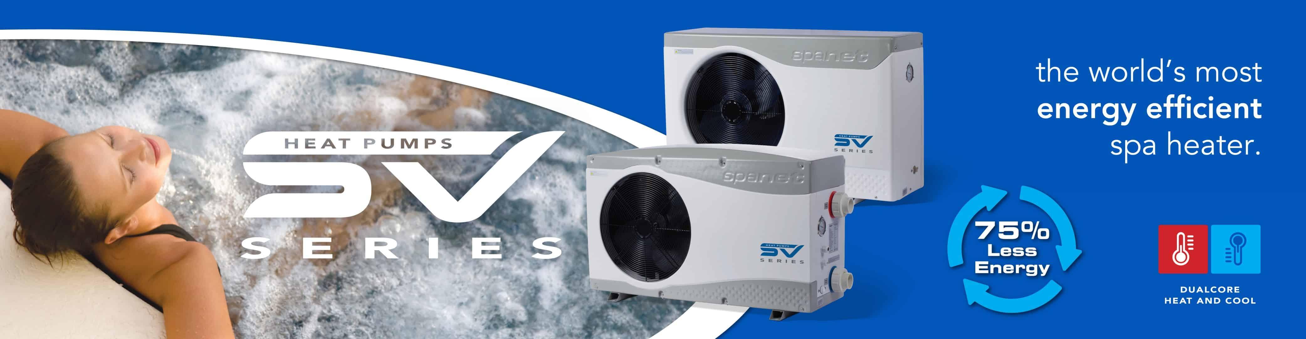 SV Series Heat Pumps