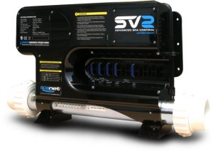SV2-VH Spa Control & SV2T Touch Pad Package