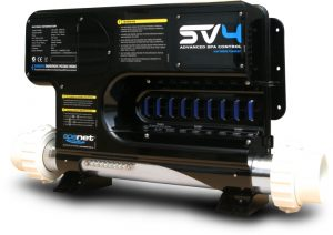 SV4-VH Spa Control & SV4T Touch Pad Package